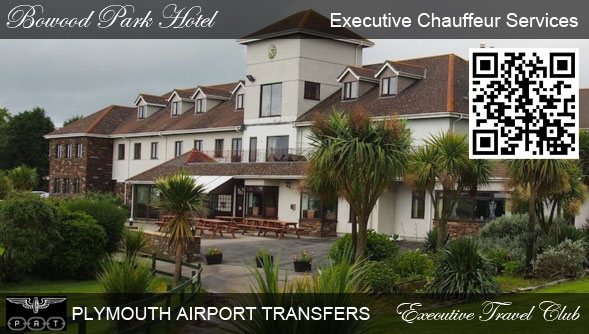 Bowood Park Hotel Devon Executive Transfers Taxi Mercedes