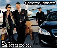 Corporate and Executive Transfers with Mercedes S-Class Hire in Plymouth, Exeter XLR,