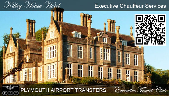 Kitley House Hotel Devon Executive Transfers Taxi Mercedes