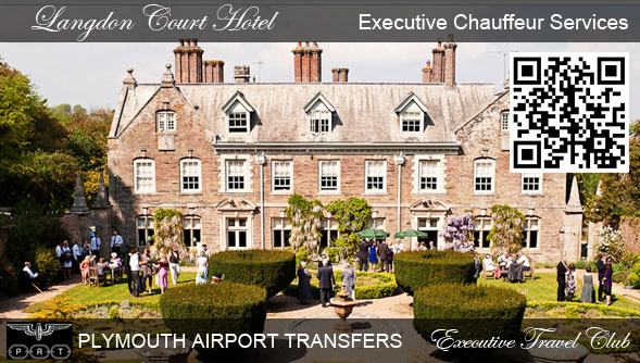 Langdon Court Hotel Devon Executive Transfers Taxi Mercedes