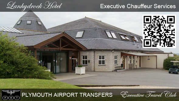 Lanhydrock Hotel Devon Executive Transfers Taxi Mercedes