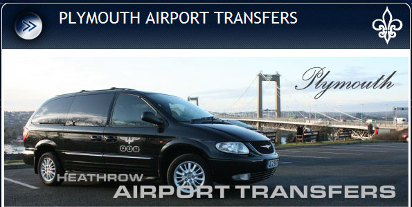 Plymouth Airport Transfer Services from Plymouth Airport Transfers P.A.T.