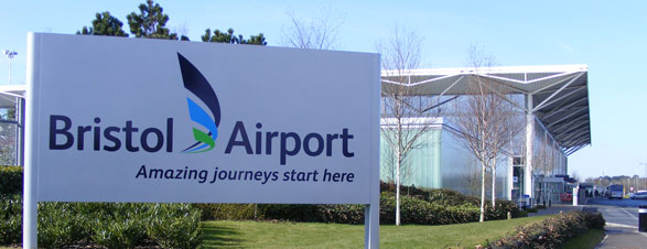 Plymouth to Bristol Airport trasnfer services