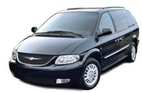 Chrysler Grand Voyager hire Executive