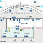 Bristol Airport Terminal Map. Airport Transfers to Bristol Airport Terminal Map. Pickup and Drop off points