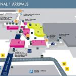 Manchester Airport Terminals Map. Plymouth Airport Transfers to Manchester Airport Terminals Map. Pickup and Drop off points